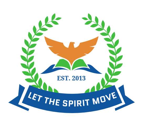 Let The Spirit Move Logo