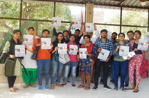Intensive programme for IGNOU students