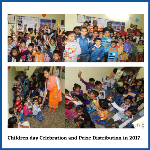 Childrens day celebration by Let the spirit Move