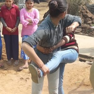Self Defence Activity Image 3