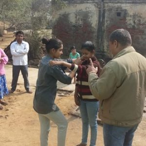 Self Defence Activity Image 6